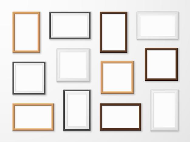 Realistic image frames
