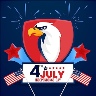 Realistic independence day design