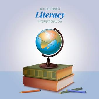 Реалистичный международный день грамотности