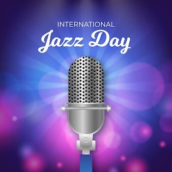 現実的な国際ジャズの日