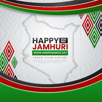 Realistic jamhuri day