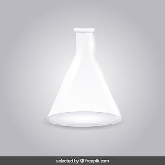 Realistic laboratory glass