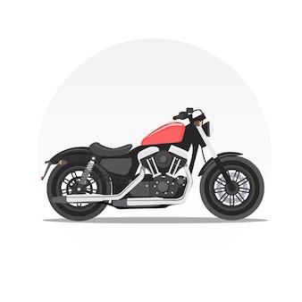 Реалистичный мотоцикл