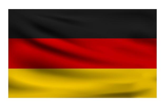 독일의 현실적인 국기