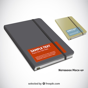 Realistic notebooks