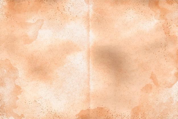 Vecchia struttura di carta realistica con spazio vuoto