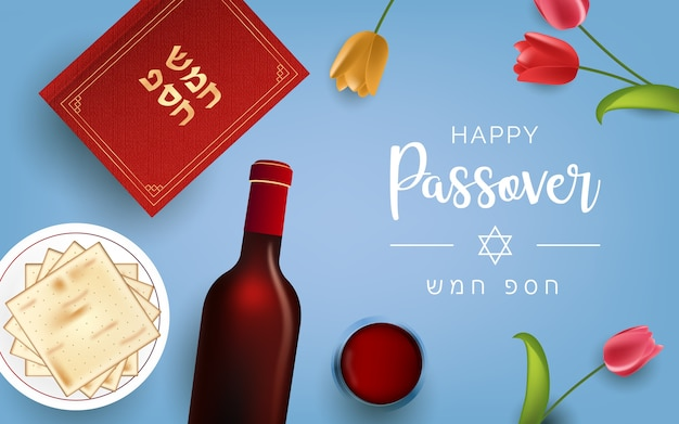 Realistic passover pesach