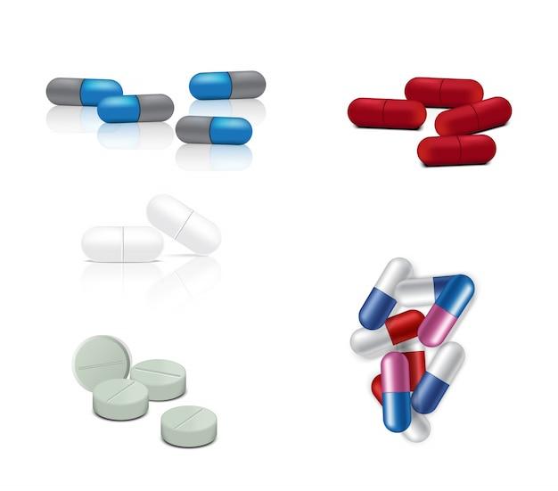 Realistic pills