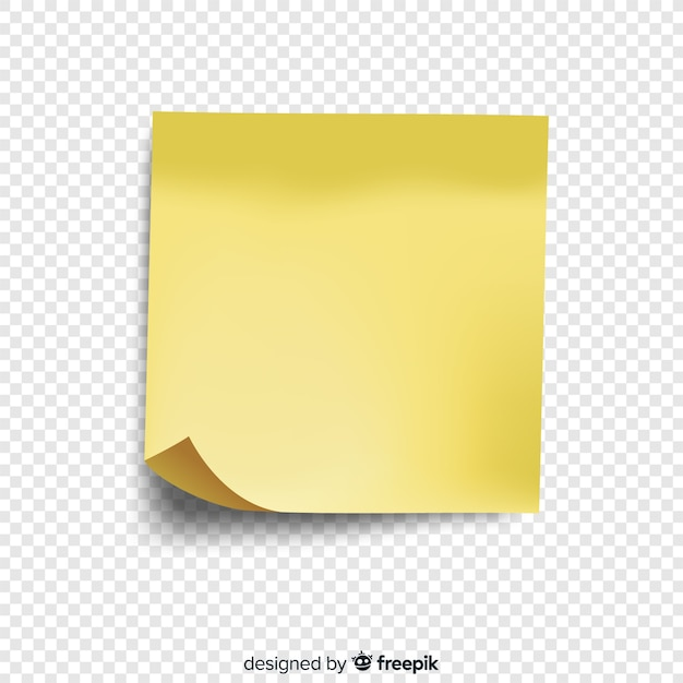 graphic relating to Editable Post It Note Template named Short article It Vectors, Pictures and PSD data files No cost Down load