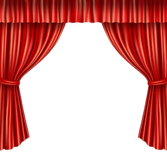 Curtain vectors photos and psd files free download for Theatre curtains psd