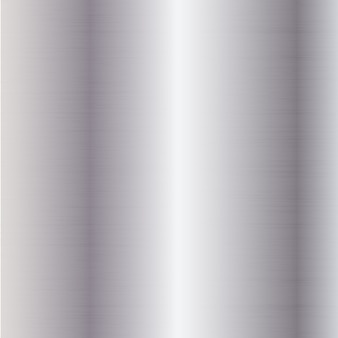 Realistic silver foil texture
