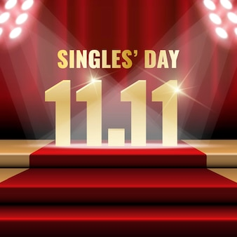 Realistic singles day