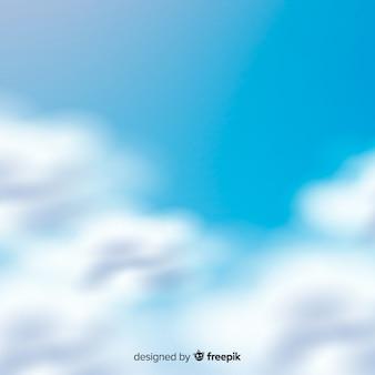 현실적인 하늘 배경