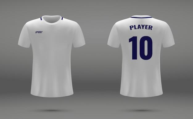 토트넘 홋스퍼의 현실적인 축구 유니폼, 티셔츠