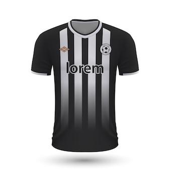 リアルなサッカーシャツangers2022、サッカー用ジャージテンプレート