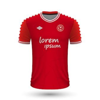 현실적인 축구 셔츠 twente 2022, 축구용 저지 템플릿