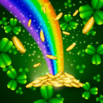 Realistic st. patrick's day