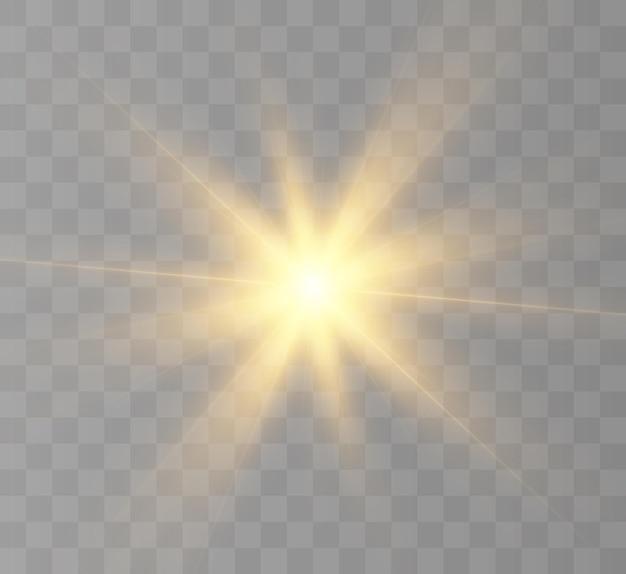 リアルな太陽
