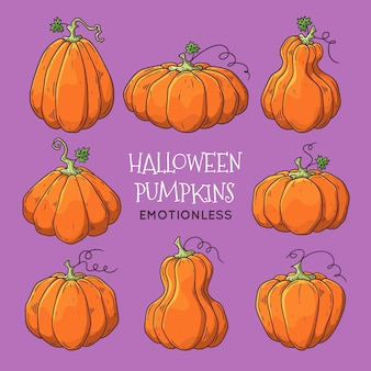 Realistic symbol of halloween