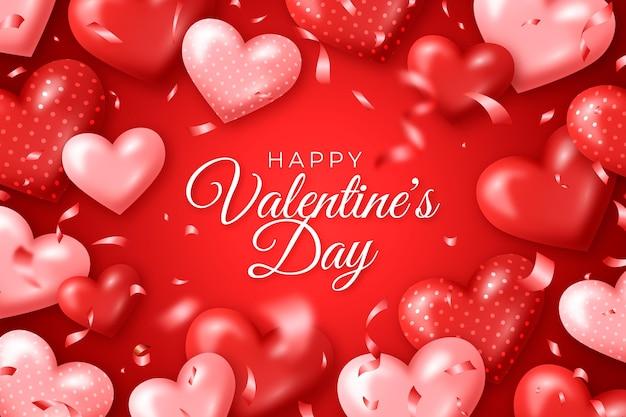 リアルなバレンタインデーの壁紙