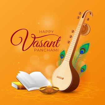 Realistic vasant panchami