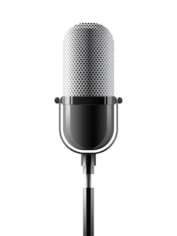 Realistic vector microphone