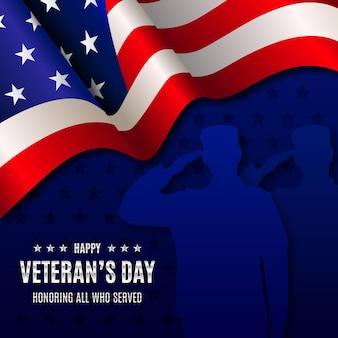 現実的な退役軍人の日