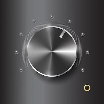 Realistic volume control
