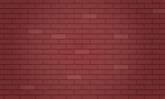 Реалистичные стены кирпича векторный фон