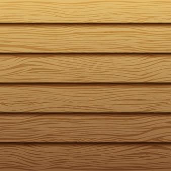 木の板のリアルな木の質感の背景ベクトル木製の背景