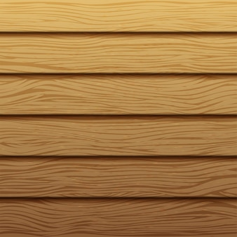 Realistic wood texture background of wooden boards vector wooden backdrop