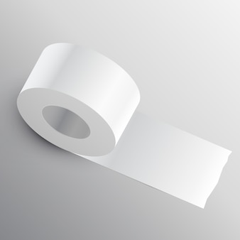 Realtistic воздуховод принять adhesice макет шаблон