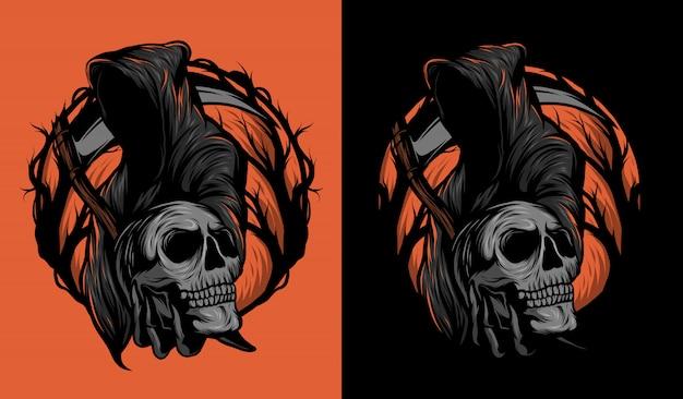 Reaper illustration