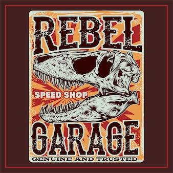 Rebel garage