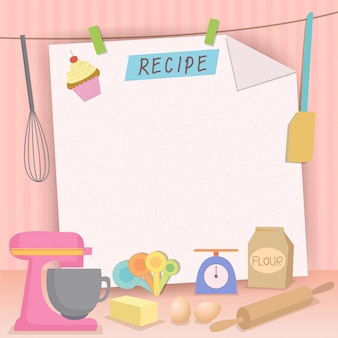 Recipe bakery