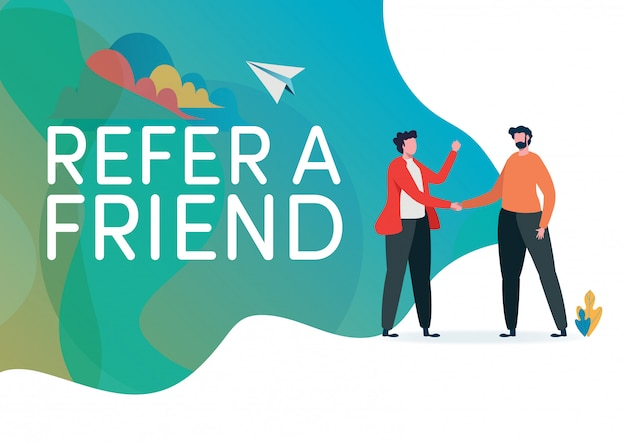 Recruitment refer a friend