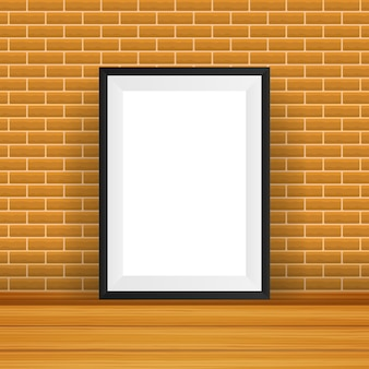 Rectangular frame. good for display your projects.