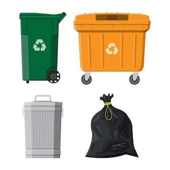 リサイクル利用機器 Premiumベクター