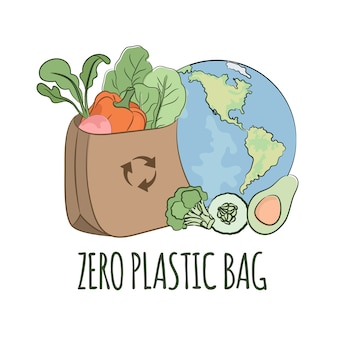 Recycling planet global ecological problem