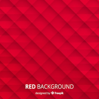 Red abstract background with elegant style