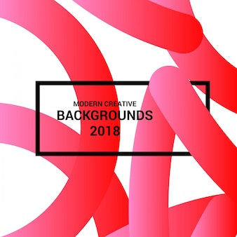 Красный абстрактный фон