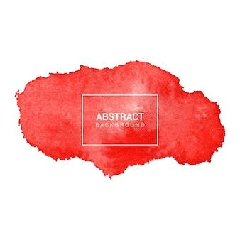 赤の抽象的なテクスチャ背景