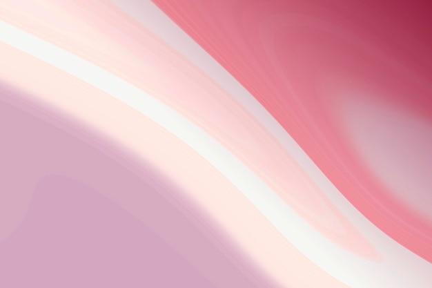 빨간색과 분홍색 유체 무늬 배경