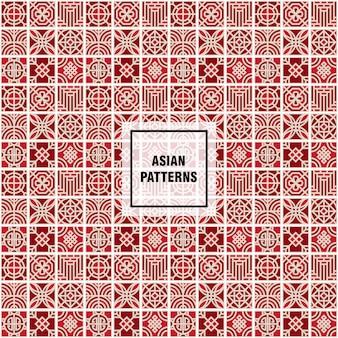 Pattern asiatico