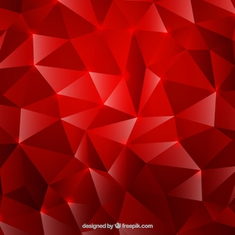 Red background with diamond effect
