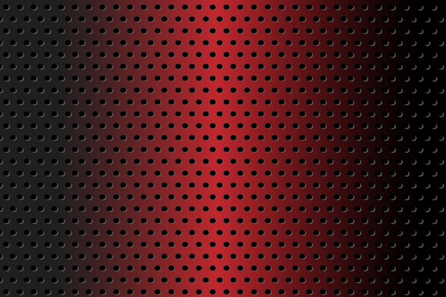 Red and black luxurious abstract background