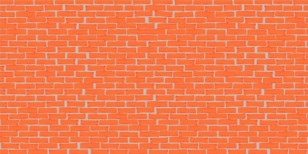 Sfondo muro di mattoni rossi red