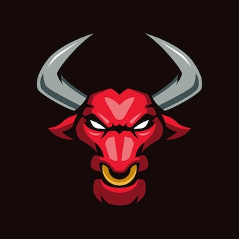Логотип талисмана red bull