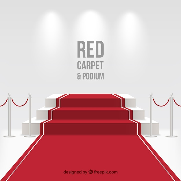 red carpet vectors photos and psd files free download rh freepik com red carpet background vector red carpet vector graphic
