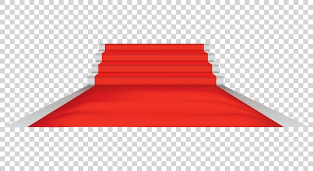 Red carpet and celebrity ceremony, event platform. exclusive event. movie premiere, gala, ceremony or award concept.